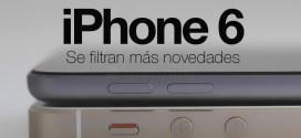 Filtran fotos del IPhone 6
