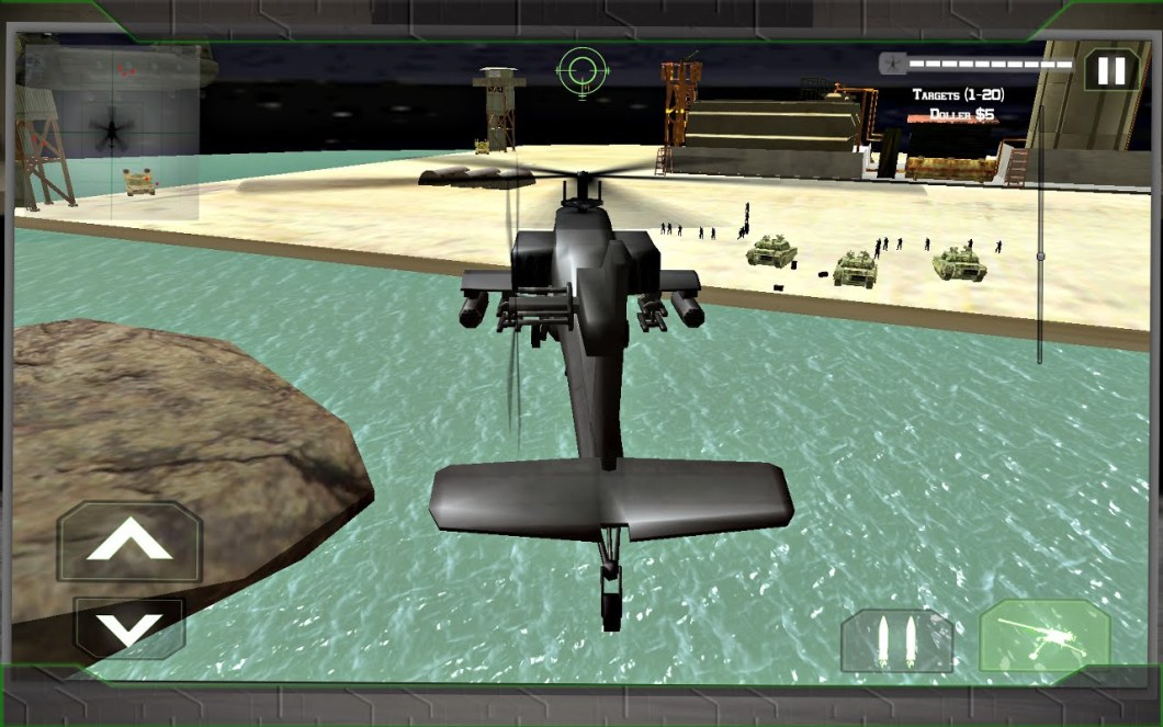 Download Gunship Strike 3D on pc