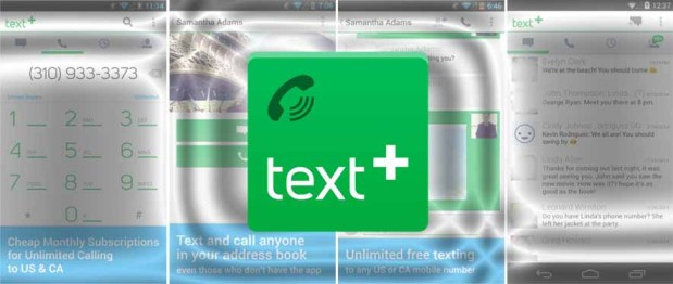 textplus apk for android