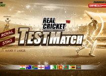 Real Cricket Test Match for PC download