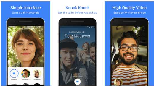 google duo for pc download