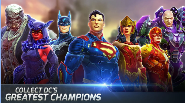 download dc legends for pc
