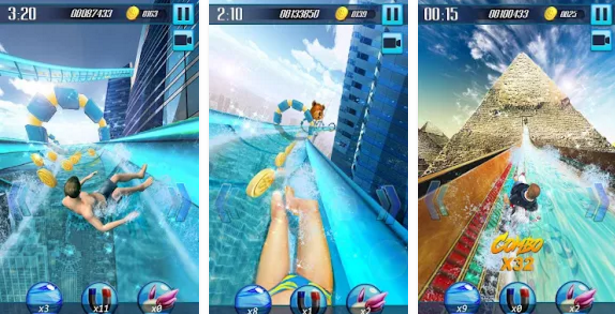 water slide 3D for pc download