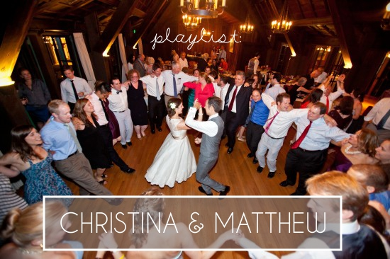 APW Reader Playlist Christina  Matthew\u0027s Self-DJed Dance Party A