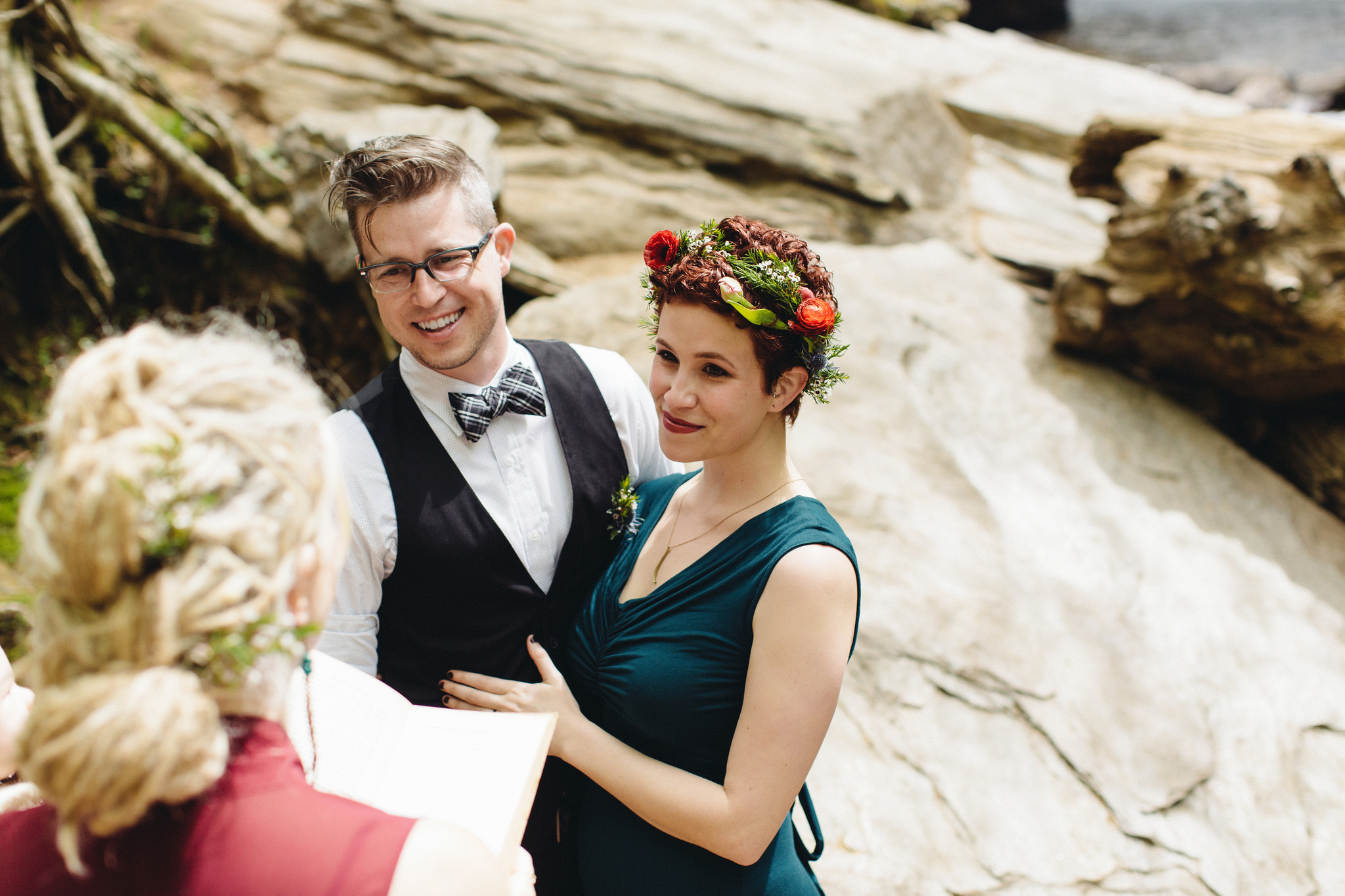 writing a wedding ceremony civil wedding ceremony dresses A Secular Wedding Ceremony Script That Will Bring on the Feelings