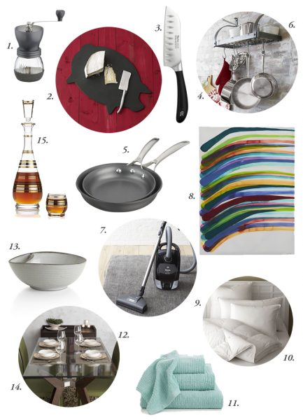 15 Wedding Registry Items for When You\u0027re Just Starting Out A