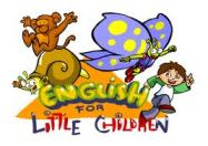 english for little