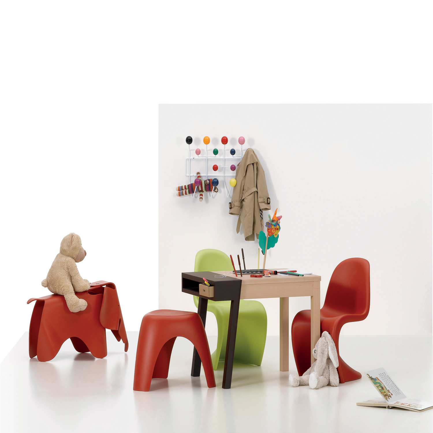 Chaises Pantone Panton Junior Chairs | Childrens Chairs In Plastic | Apres