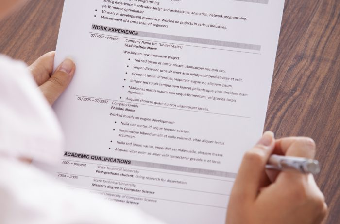 Resume / LinkedIn / Interview Prep Archives - Après - how to make an outstanding resume