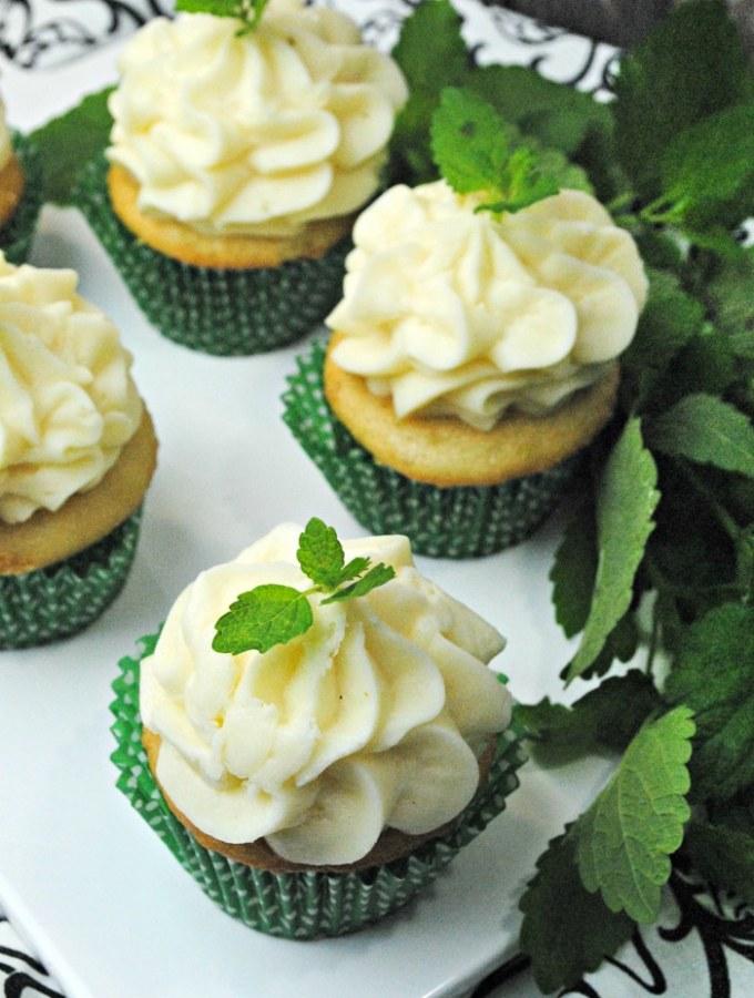 Mint Julep Cupcake-1-2