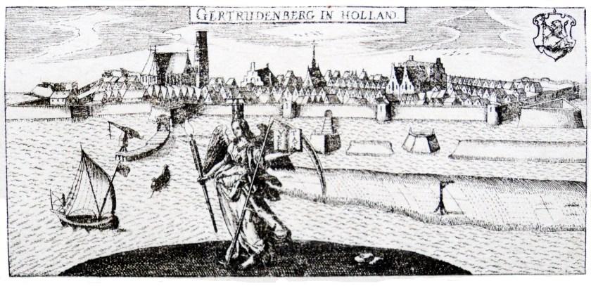 gezicht geertruidenberg 1625