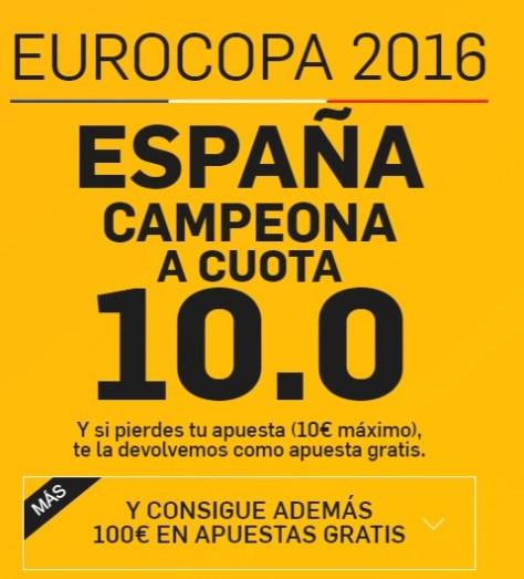 supercuota betfair espana euro