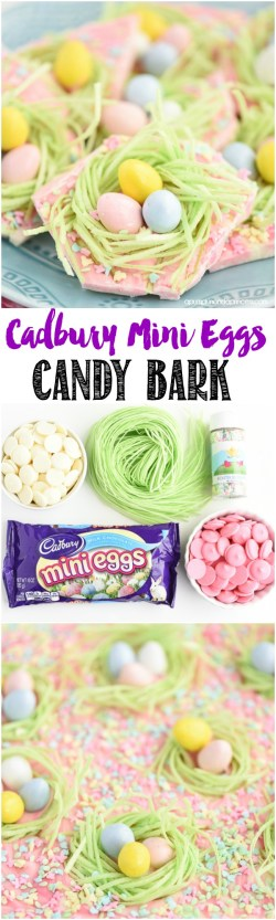 Small Of Cadbury Mini Eggs
