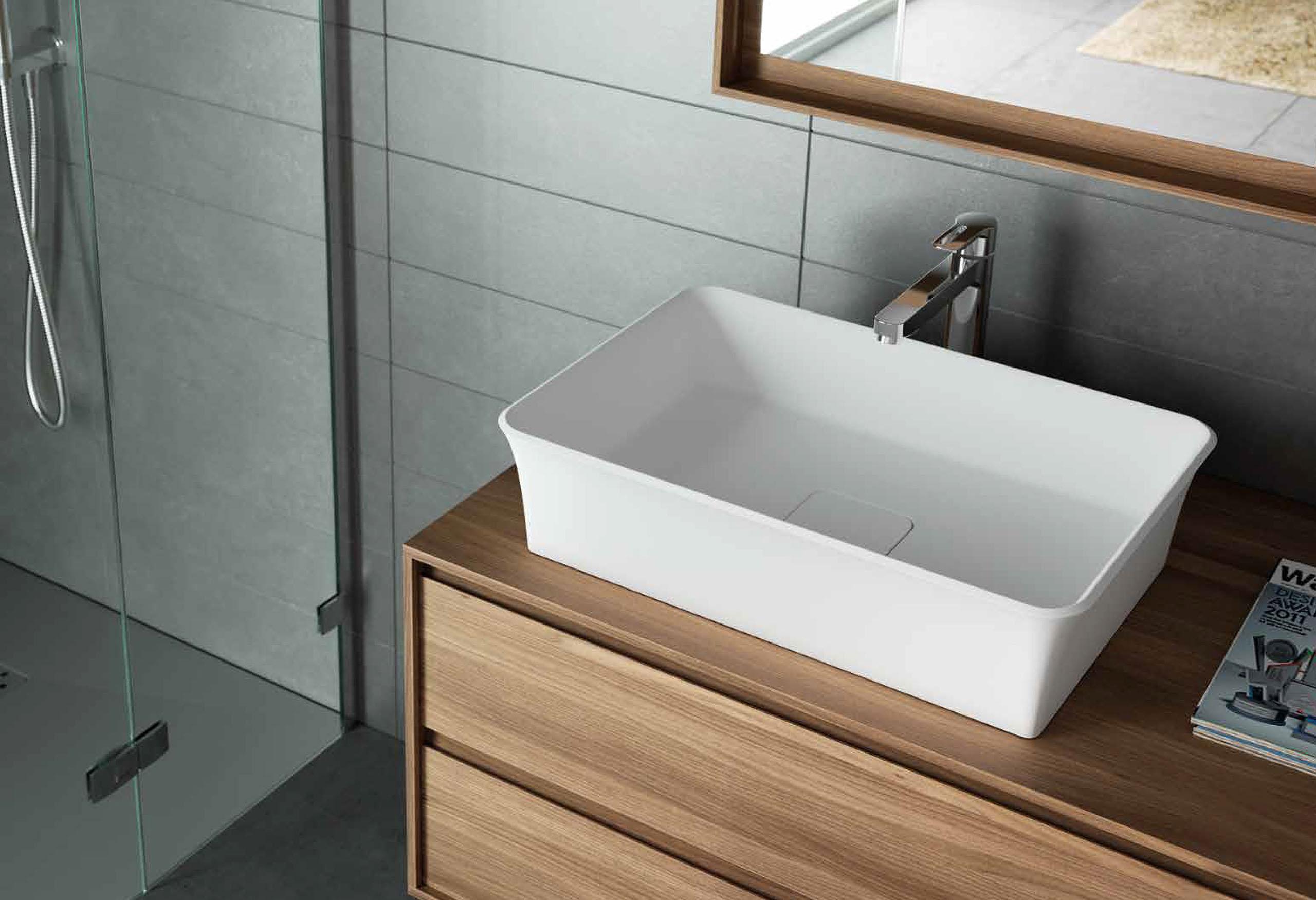 Wasbak badkamer onderbouw welke badkamerkraan past bij jouw