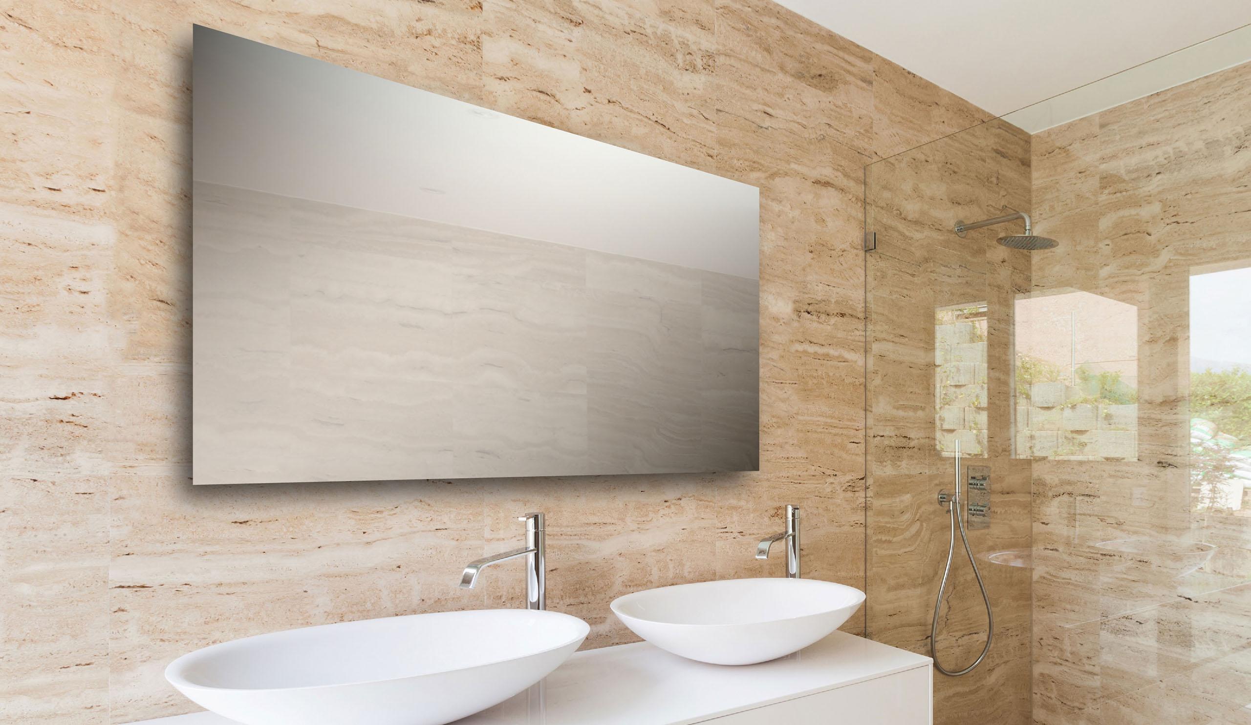 Spiegelkast Badkamer Hoog : Badkamer spiegelkast hoog badkamerspiegel voorlichtingsburo wonen