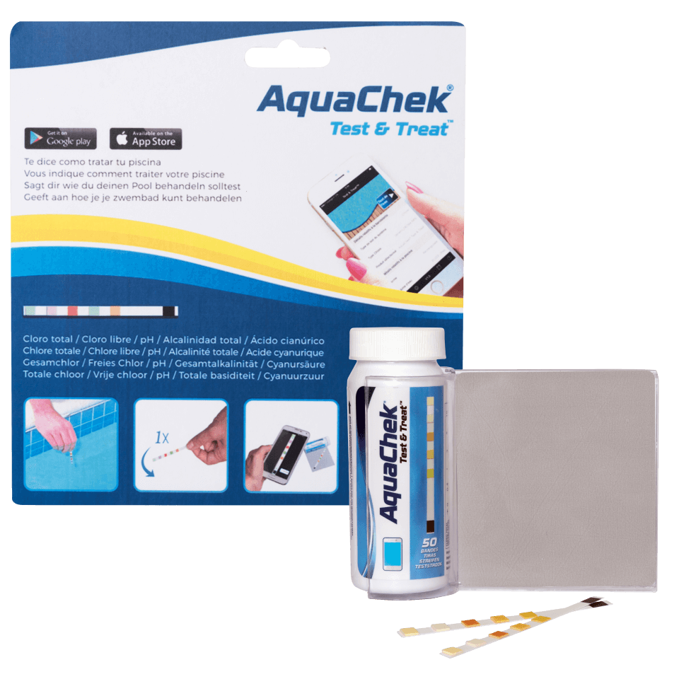 Ph 8.2 Zwembad Aquachek Test Treat The Smart Solution For Pool Analysis