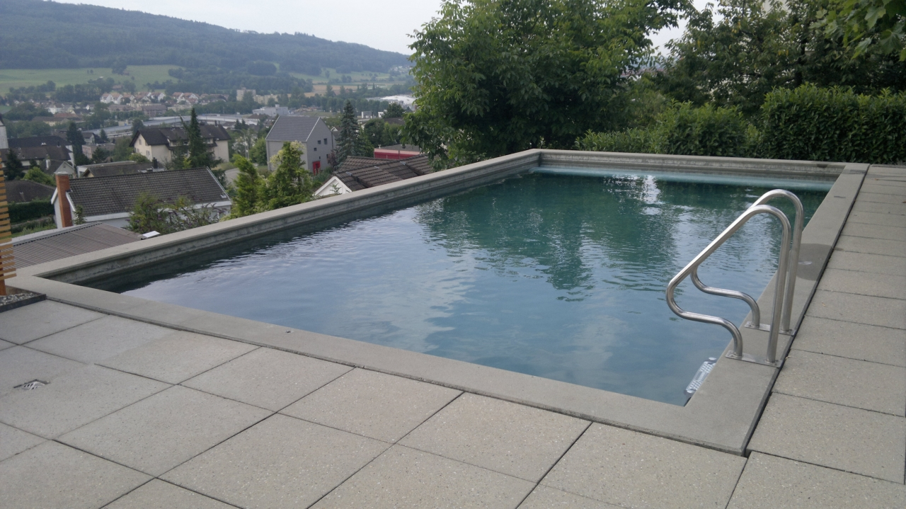Betonpool Beton-pool