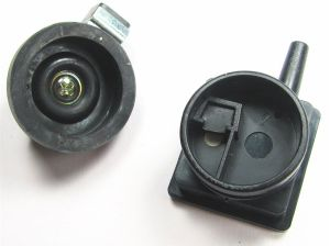 replacing internal parts as needed ensures sufficient air pressure without having to replace the entire pump. Dealers generally stock replacement parts for brand name units.