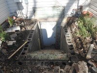 Basement Entry Doors - AquaGuard Waterproofing