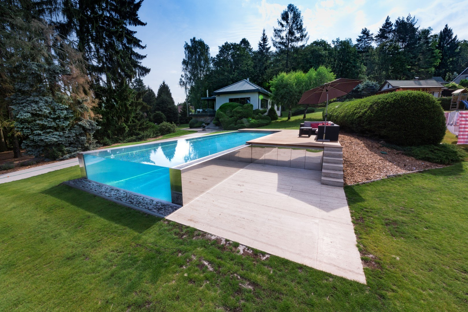 Aquarine Spa Luxury Pools Sale And Turnkey Production And Implementation