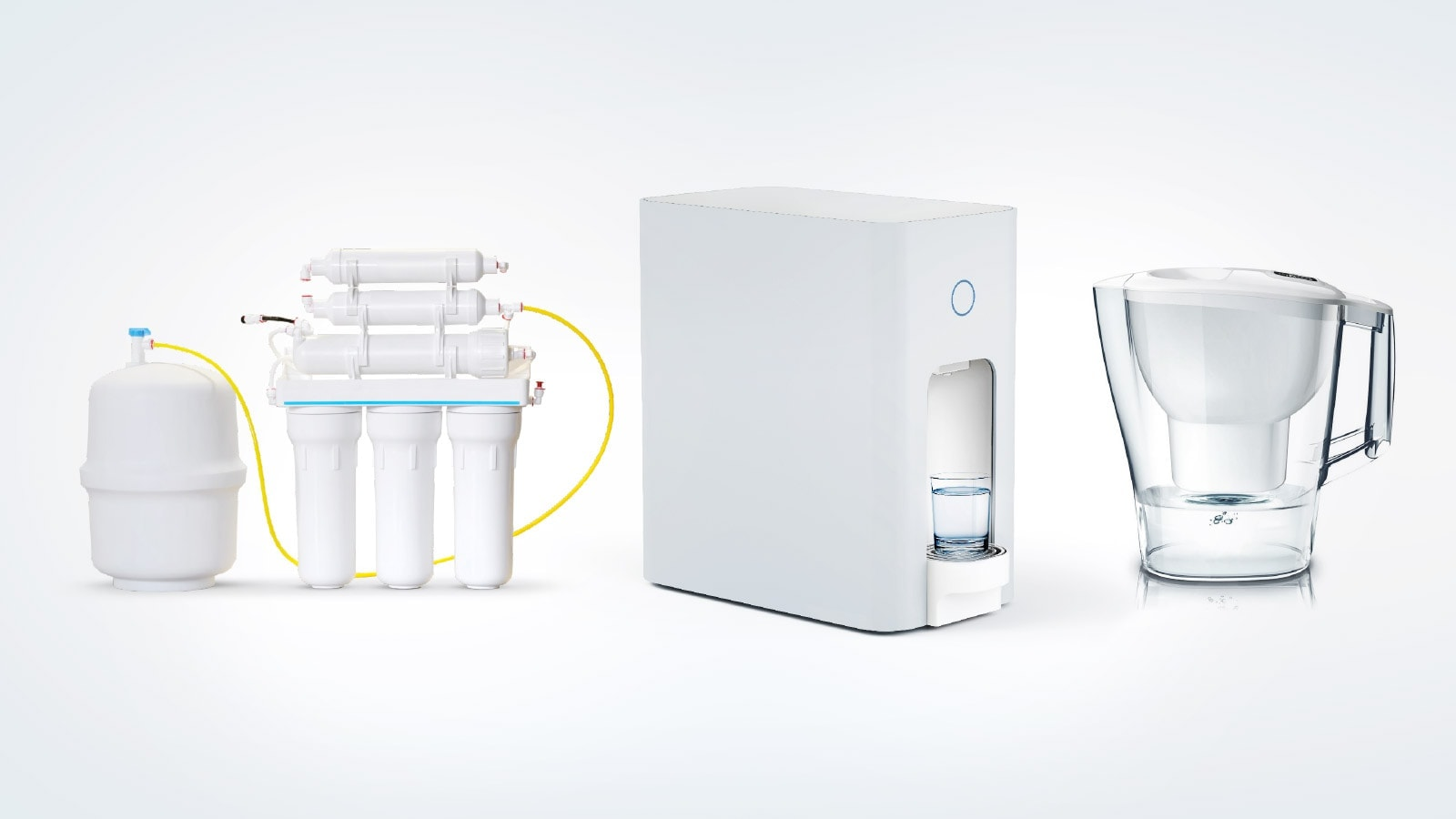 Pros And Cons Of Popular Point Of Use Water Purification Solutions Aquaporin