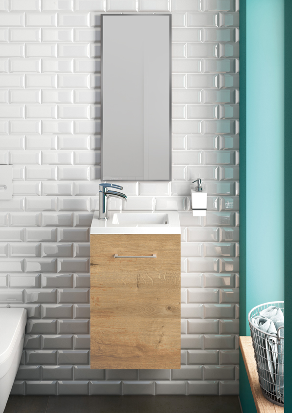 Largeur Toilette Lave-mains Coin Wc - Lave-mains Malto | Aquarine