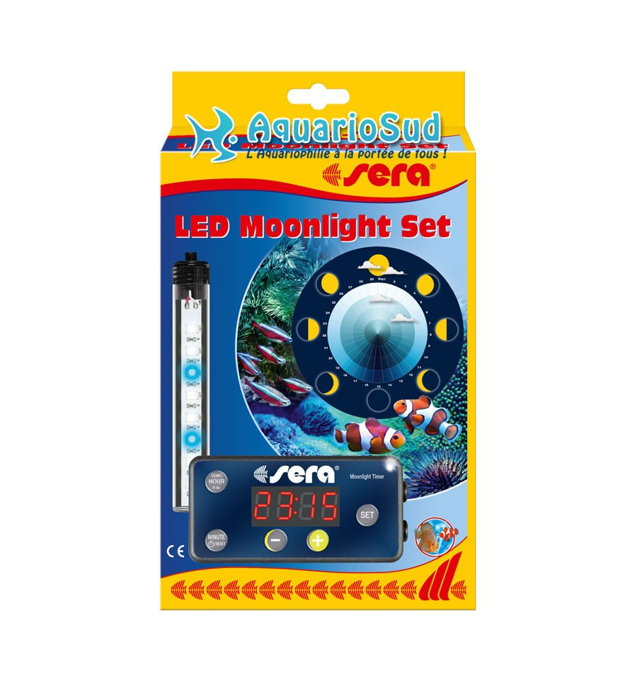 Eclairage Led Sera Sera Led Digitial Dimmer éclairage Aquarium