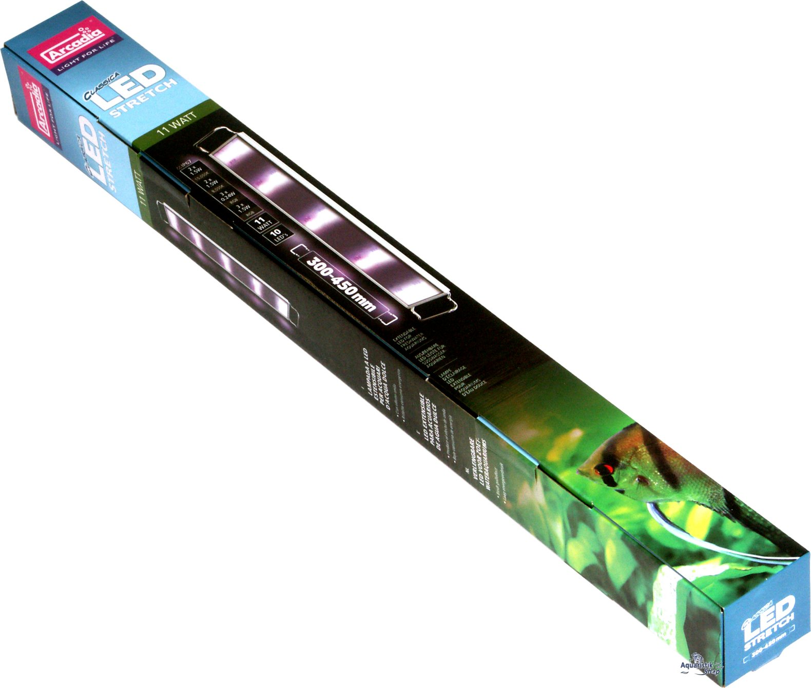 Arcadia Verlichting Arcadia Led Stretch Freshwater