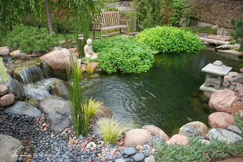 Jardin Zen Miniature Avec Fontaine A User-friendly Guide To Fixing Leaks - Aquascape, Inc.