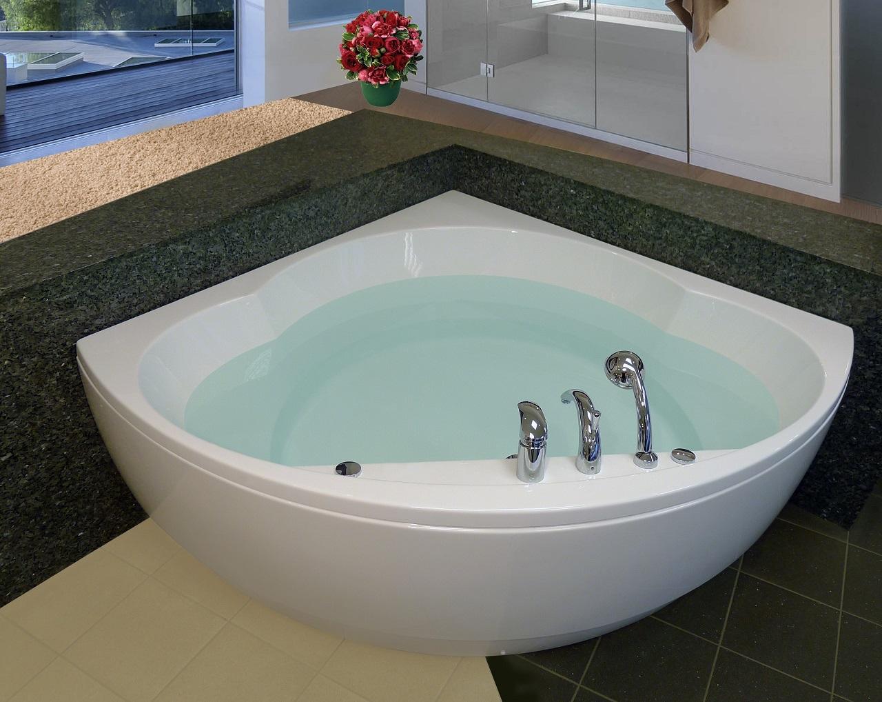 Vasca Da Bagno Dimensioni Standard : Misure vasche angolari misure vasca da bagno piccola affordable