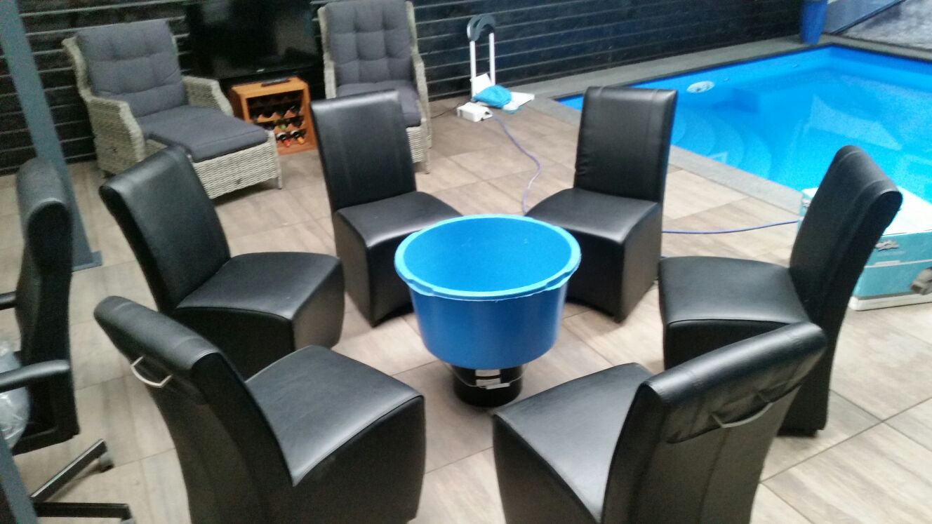 Aqua Whirlpools Whirlpool Met Wellnessbar Aqua Unique