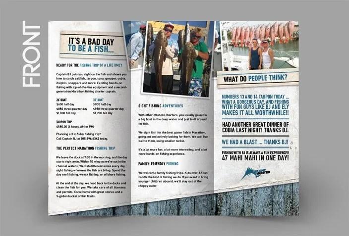 Sports  Rec Brochures, Cards, Decals and More - Aqua Vita - sports brochure