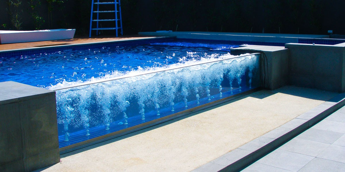 Trouble Free Pool Aquazone Pools. Concrete & Tiled Pool Support