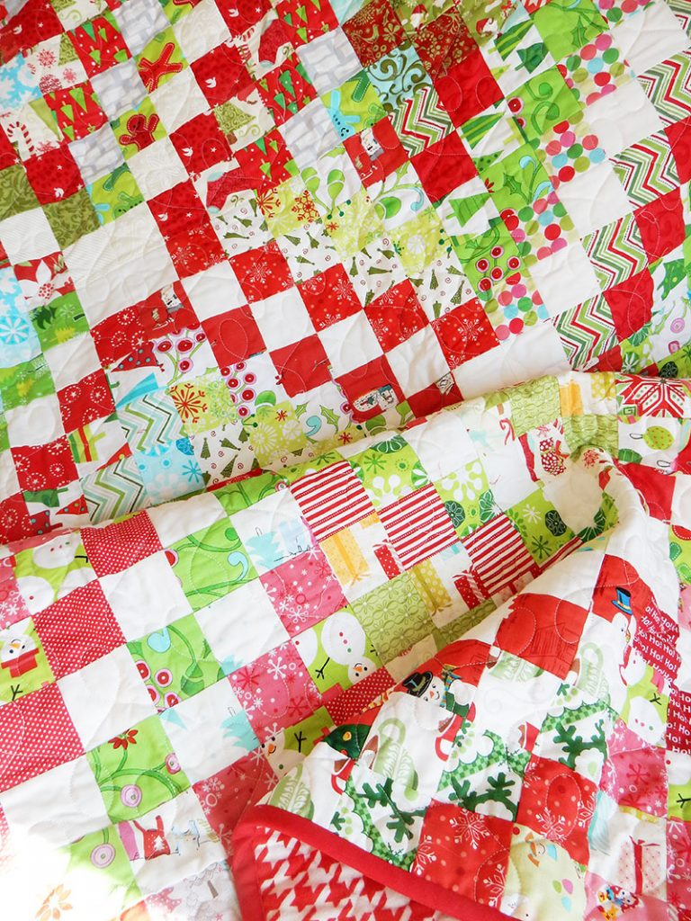 Pinterest Christmas Quilted Wall Hangings 11 Favorite Christmas Quilts To Make Love A Quilting Life