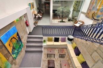 Gallery Hostel, Porto, Portugal