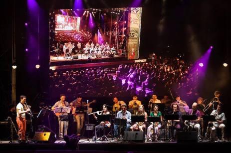 orquestra saideira