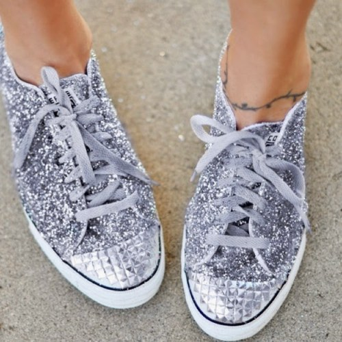 Como Decorar Sandalias Ideas Para Decorar Tus Converse Y Darle Un Look Mas Chic