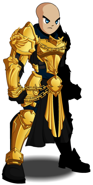 Light Panel Gilded Magistrate - Aqw