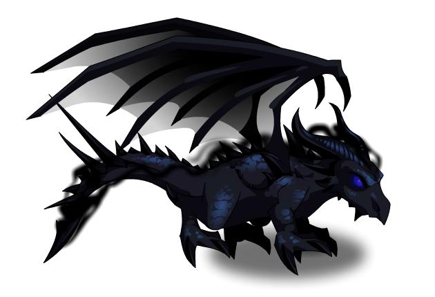 Purple And Black Wallpaper Designs Shadow Dragon Pet Aqw