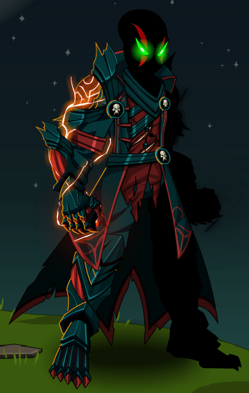 Black And Red Wallpaper Voidcaster Aqw