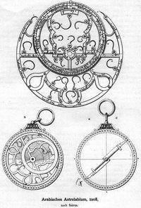 الاصطرلاب، الصورة: ويكيبيديا