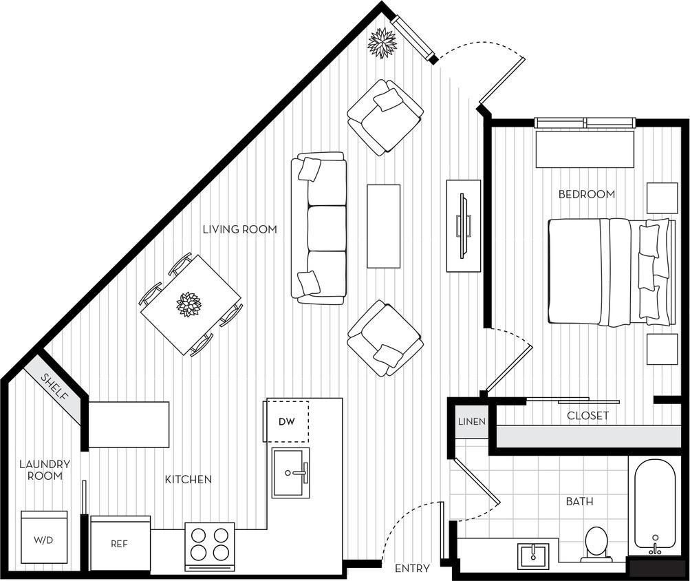 Arete Kirkland Parking Arete Kirkland Floor Plans