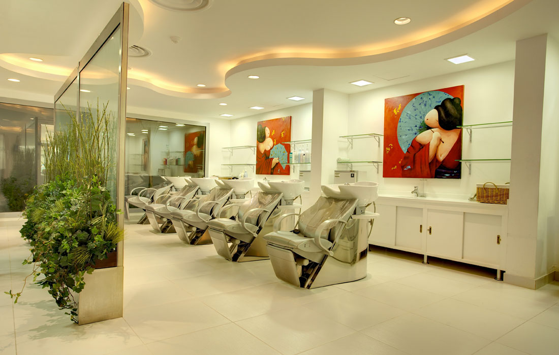 The Best Beauty Salons And Centers In Jeddah Arabia Weddings