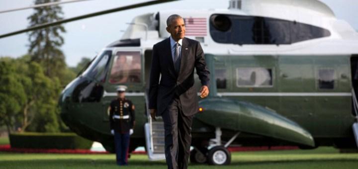 يُعتقد أن الرئيس باراك أوباما يعيد النظر حاليا في تنفيذ برنامج محتمل لنزع السلاح خلال الأشهر الأخيرة له في منصبه. (صورة: صورة رسمية للبيت الأبيض / تصوير: لورنس جاكسون)