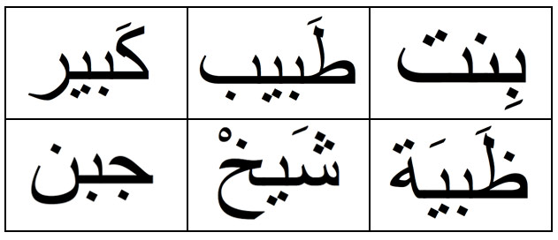 You\u0027re learning the Arabic alphabet all wrong \u2013 The Totally Arabic Blog