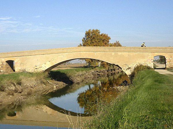 Puente de calvería (R.19).