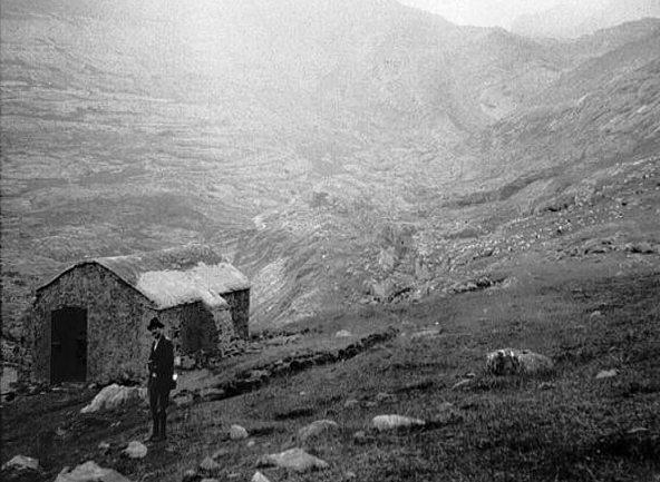 Imagen de Góriz en 1922.