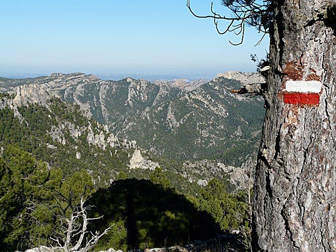 Aragón a pie por GR