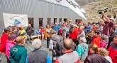 El refugio de Cap de Llauset abre sus puertas al cielo