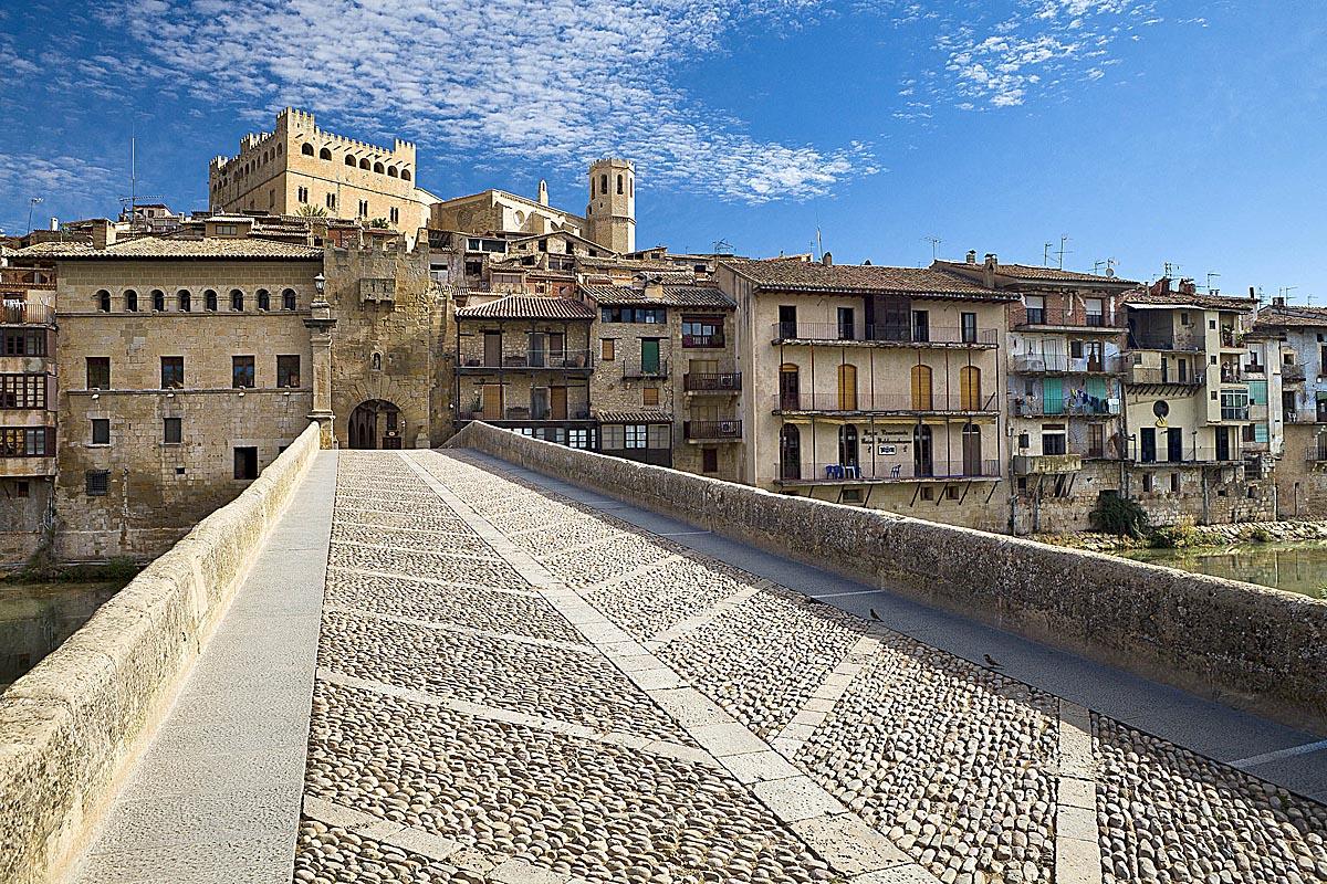 Valderrobres, pueblos más bonitos de Aragón.